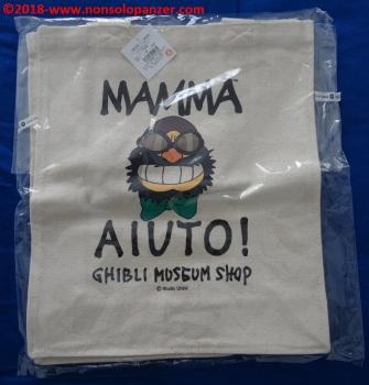 03 Borsa Museo Ghibli - Mamma Aiuto