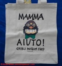 09 Borsa Museo Ghibli - Mamma Aiuto