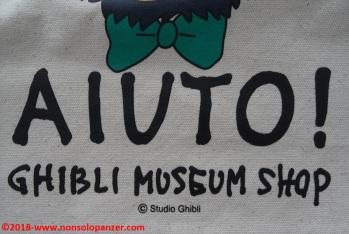 11 Borsa Museo Ghibli - Mamma Aiuto