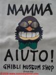 12 Borsa Museo Ghibli - Mamma Aiuto