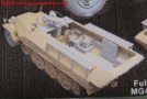 08 Sdkfz 251 Falke Blast Models