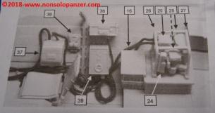 30 Sdkfz 251 Falke Blast Models