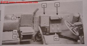 31 Sdkfz 251 Falke Blast Models
