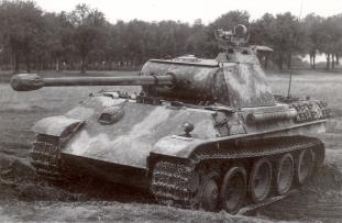 35 Panther IR