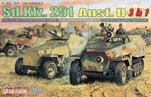 46 Sdkfz 251 Falke Dragon