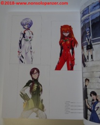04 Evangelion Illustrations 2007-2017
