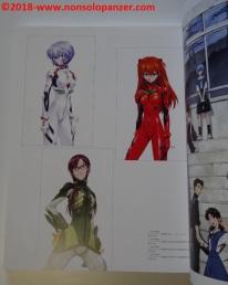 04 Evangelion Illustrations 2007-2017