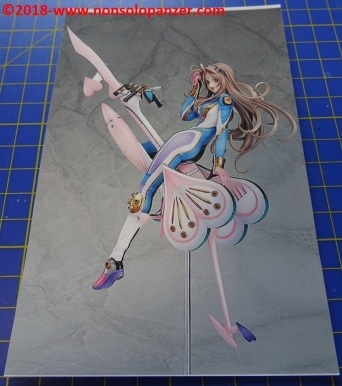06 Belldandy With me and her and Vehicles Version