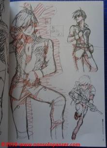 07 Mikimoto Haruhiko Character Works