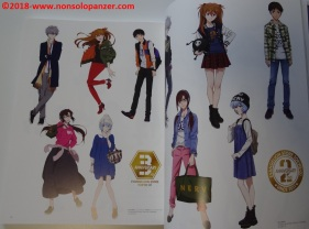 09 Evangelion Illustrations 2007-2017