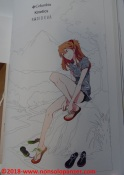 12 Evangelion Illustrations 2007-2017