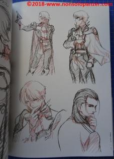 15 Mikimoto Haruhiko Character Works