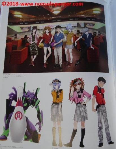 21 Evangelion Illustrations 2007-2017