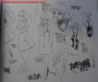 25 Mikimoto Haruhiko Character Works