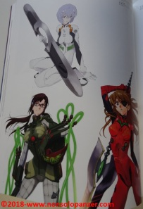 27 Evangelion Illustrations 2007-2017