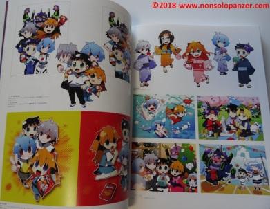 31 Evangelion Illustrations 2007-2017