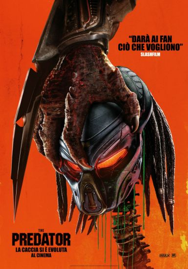 The Predator Locandina