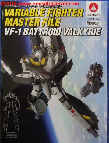 01 Variable Fighter VF-1 Battroid