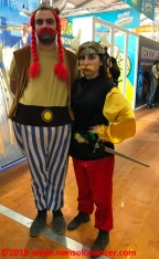 11 Cosplayer Lucca 2018