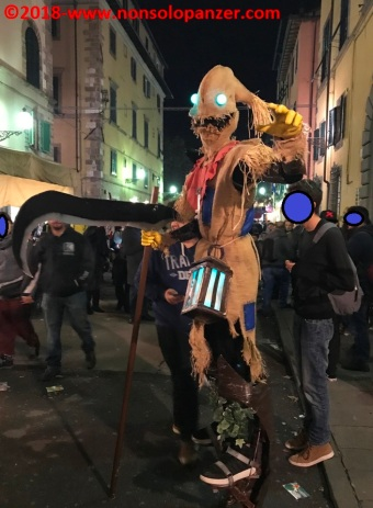 12 Cosplayer Lucca 2018
