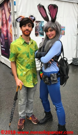 13 Cosplayer Lucca 2018