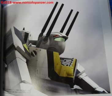16 Variable Fighter VF-1 Battroid