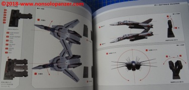 21 Variable Fighter VF-1 Battroid