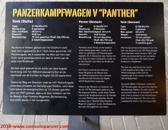 01 Panther Overloon Museum
