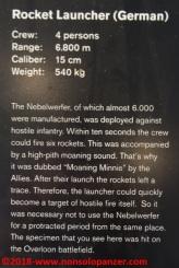 02 Nebelwerfer 41 Overloon War Museum