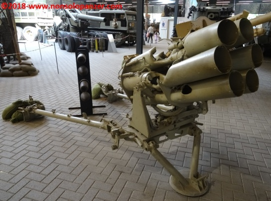 03 Nebelwerfer 41 Overloon War Museum