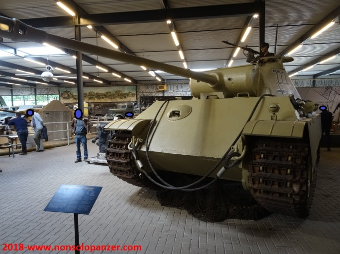 03 Panther Overloon Museum