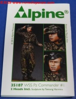 03 WSS Pz Commander 2 - Alpine 35188