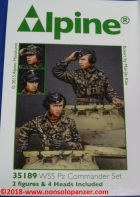 06 WSS Pz Commander 2 - Alpine 35188