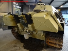 16 Panther Overloon Museum