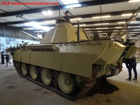 18 Panther Overloon Museum