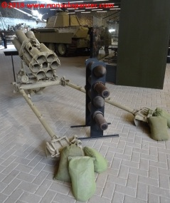 21 Nebelwerfer 41 Overloon War Museum