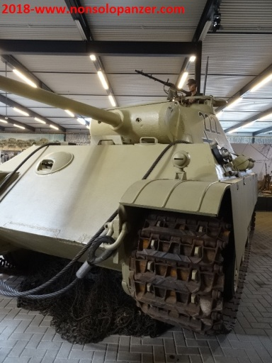 23 Panther Overloon Museum