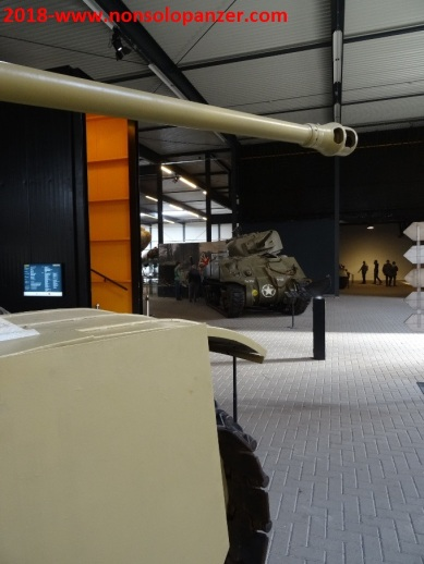 39 Destroyed Sherman Overloon Museum