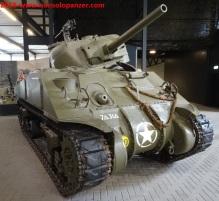 40 Destroyed Sherman Overloon Museum