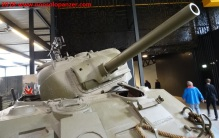 42 Destroyed Sherman Overloon Museum