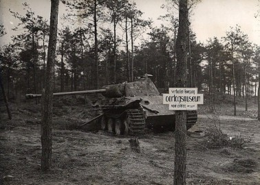 43 Panther Overloon Storical