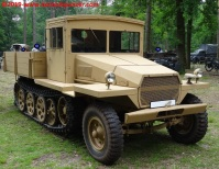 05 Sdkfz 11 Einheitsfahrerhaus Militracks