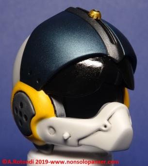 100 Yuki Mori Pilot Suit