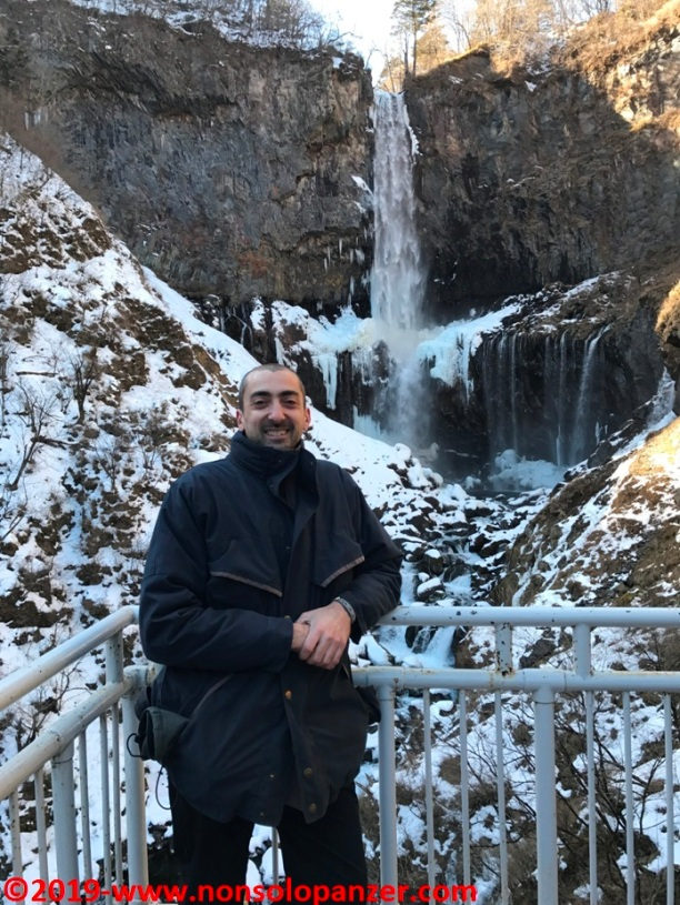 100 kegon falls