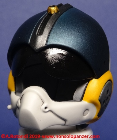 107 Yuki Mori Pilot Suit