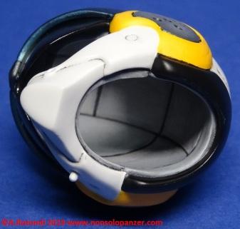 109 Yuki Mori Pilot Suit