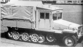 28 Sdkfz 11 Einheitsfahrerhaus Storical