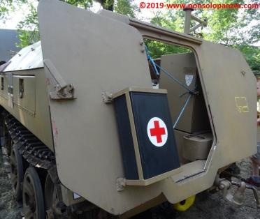 27 Sdkfz 250 Neu Militracks 2018