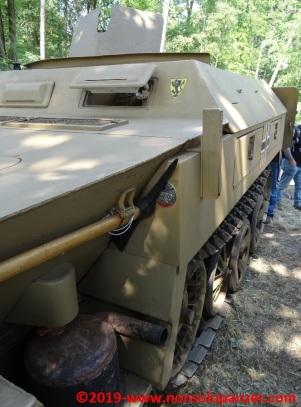 31 Sdkfz 250 Neu Militracks 2018