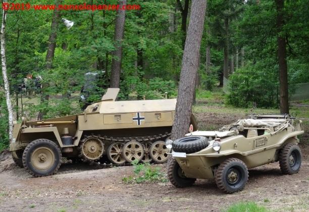 36 Sdkfz 250 Neu Militracks 2018